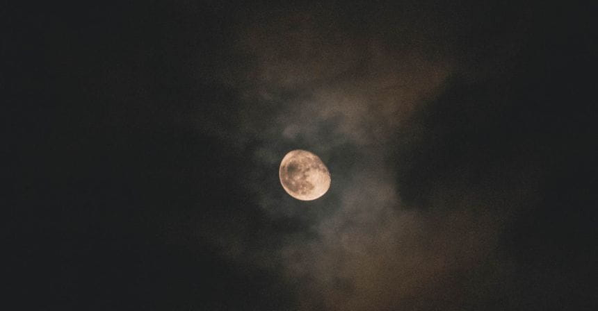 A photo of a blood moon by Sander Dewerte on Unsplash